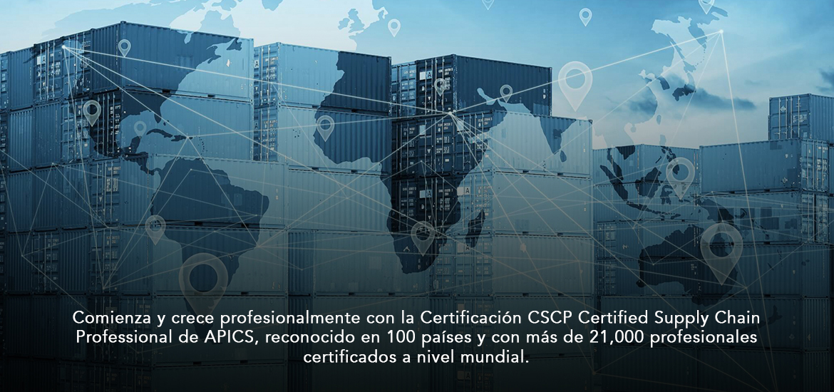 PROGRAMA SUPPLY CHAIN APICS