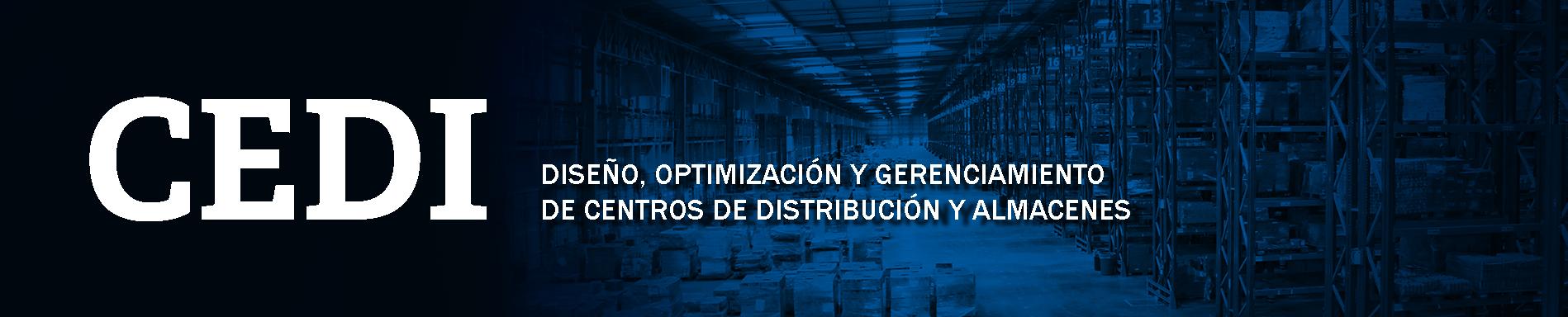 Programa para el gerenciamiento de Centros de Distribución y almacenes.