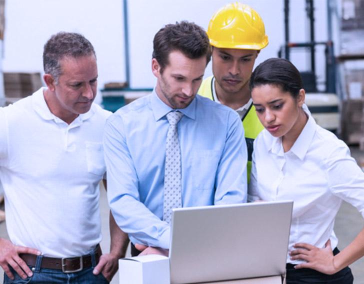 Con CEDI podrás realizar diagnósticos logísticos considerando una planificación estructurada.