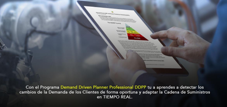 Programa Demand Driven Planner – Planificación de Materiales en base a demanda en tiempo real.