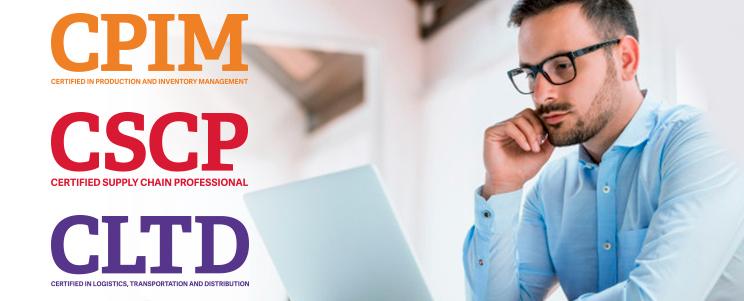 certificaciones de APICS que brinda CEEO Latin America